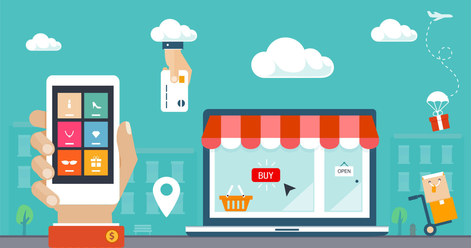 Use eCommerce to Win at Retail