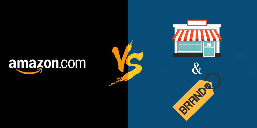 Fight for Consumers: Amazon vs Brands and Retailers